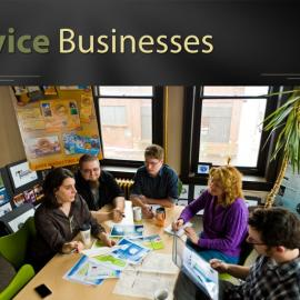 Service businesses to buy